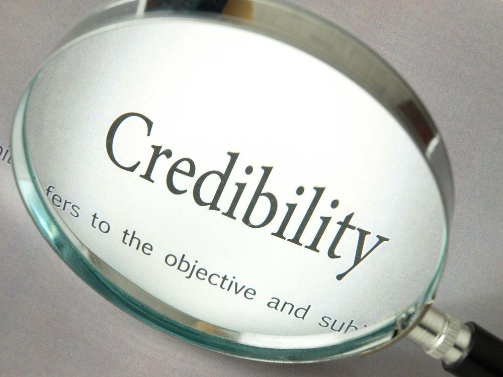 Vergroot je geloofwaardigheid